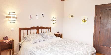Chambre d'hotes La Montagne Verte > chambre cytise
