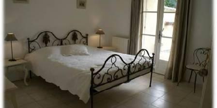 Côté Provence Gîte les Alpilles Chambre double