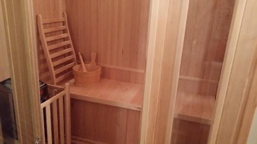 Chambre d'hote Seine-et-Marne - le sauna