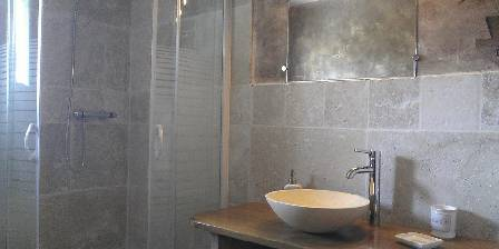 Le Relais de Libreval Salle de bains Séquoia