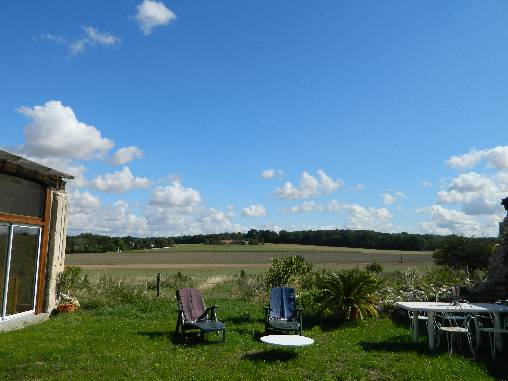 Relax au jardin !