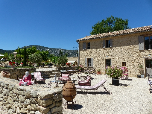 Chambre d'hote Vaucluse - B&B Mont Ventoux