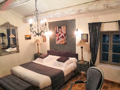 Chambre d'hote Vaucluse - Chambre d'hôtes près de Vaison la Romaine