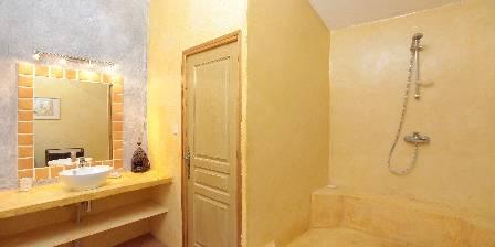 Location de vacances Mémoires Du Sud > salle bain