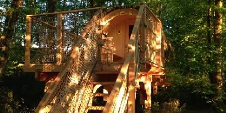 Les Cabanes De La Romaningue