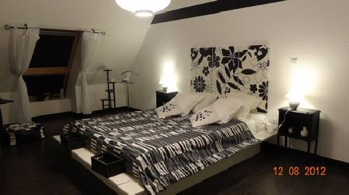 Chambre d'hote Somme - La Black and White