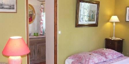Chambres d'Hôtes Mouton Chambre  avec une terrasse