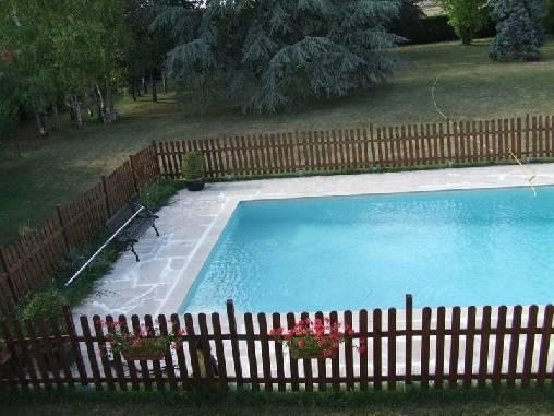 Chambre d'hote Loiret - piscine