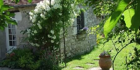 Chambres d'Hôtes Mouton Le jardin