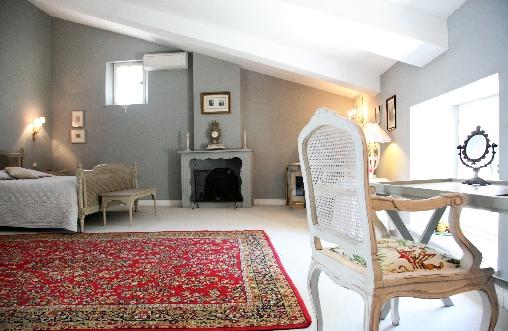 Chambre d'hote Vaucluse - SUITE GRIGNAN.