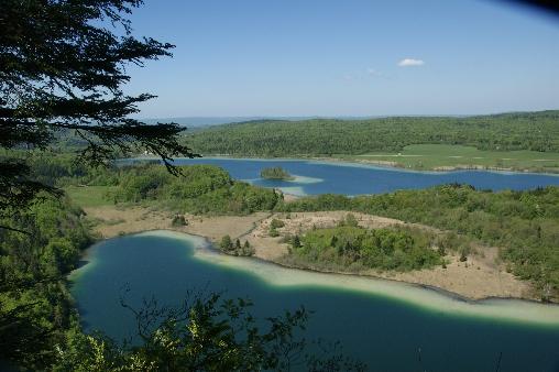 Chambre d'hote Jura - 4 lacs