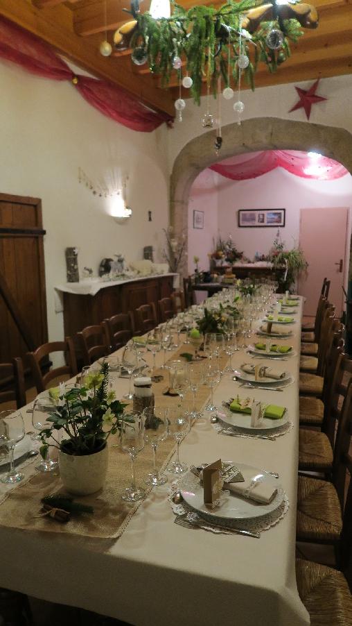 Chambre d'hote Jura - table d'hotes jura