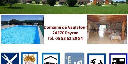 Domaine de Vaulatour