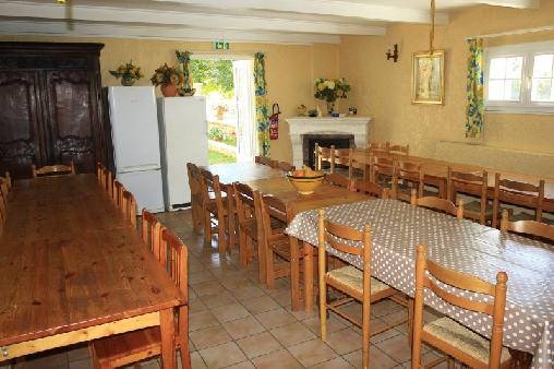 Chambre d'hote Vaucluse - Salle à manger