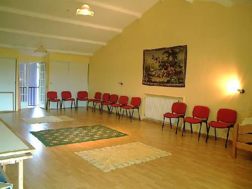 Chambre d'hote Vaucluse - Petite salle