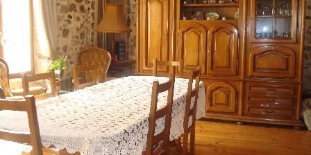 La Boulzane Salle à manger