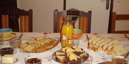 La Boulzane Petit déjeuner