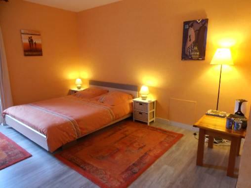 Chambre d'hote Dordogne - La grande chambre