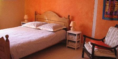 Au Coin du Feu La chambre orange