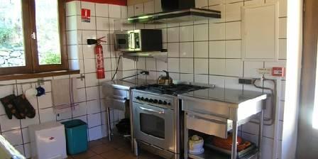 Le Refugi Cuisine - cuisinière et four