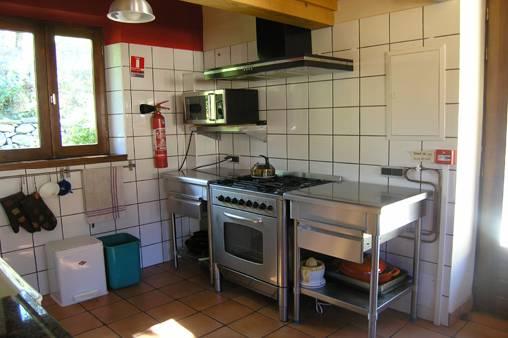 cuisine - cuisinière et four