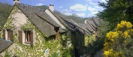 Chambre d'hote Lozère - gites au printemps