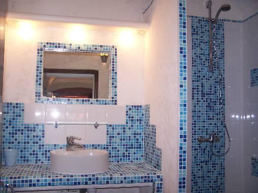 salle d'eau gîte La Bergerie