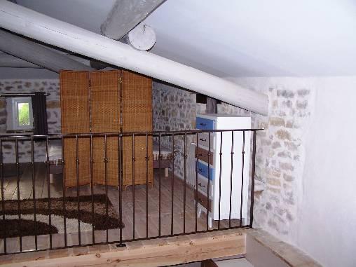 mezzanine gîte du Couchant