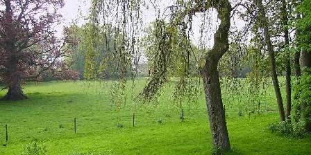 La Ferme De Wolphus Vue sur le parc