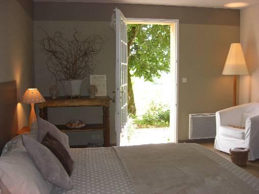 bed & breakfast Dordogne - BEIGE room