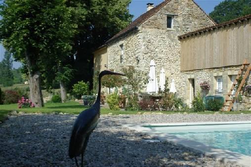 bed & breakfast Dordogne - The house