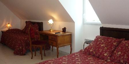 Chambres d'hôtes La Cabriole Chambre n3