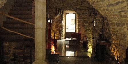 Les Capitelles Du Caylar La salle voutée au rez-de-chaussée