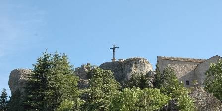 Les Capitelles Du Caylar Le Roc Castel