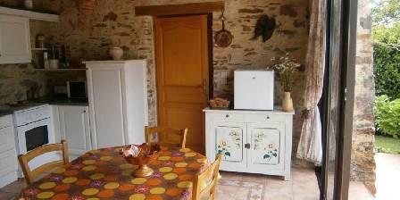 Gite Domaine La Folie > La cuisine