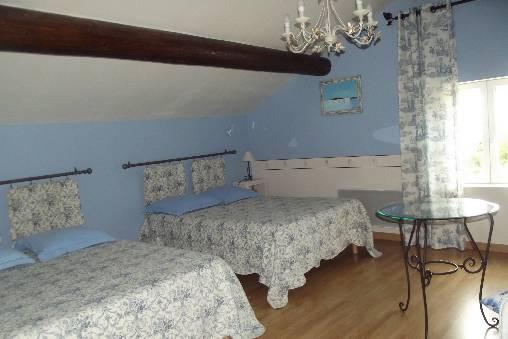 la chambre `Bleue`