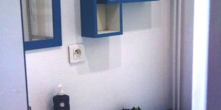 Chambre d'hotes Les Forges de Planechaud > du bleu