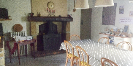 Chambre d'hotes Les Forges de Planechaud > cuisine
