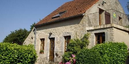 Gite Les 4 Saisons en Morvan > maison du 18ème siècle