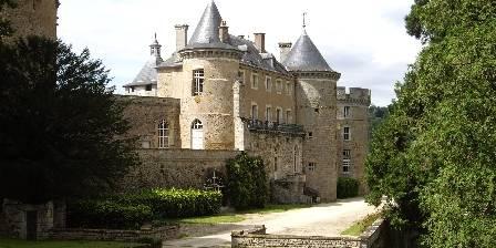 Les 4 Saisons en Morvan Castellux Castle