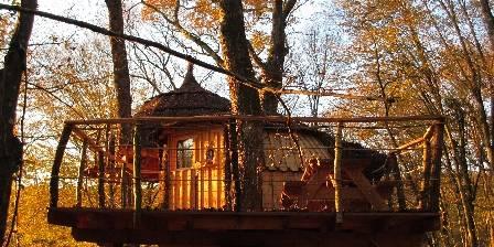 Cabanes du Bois Clair 3 Quercus