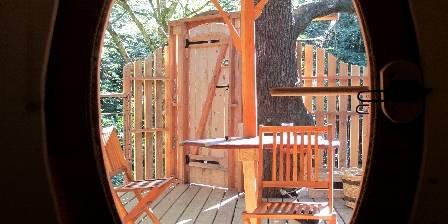 Cabanes du Bois Clair Calme et sérénité dans le bois