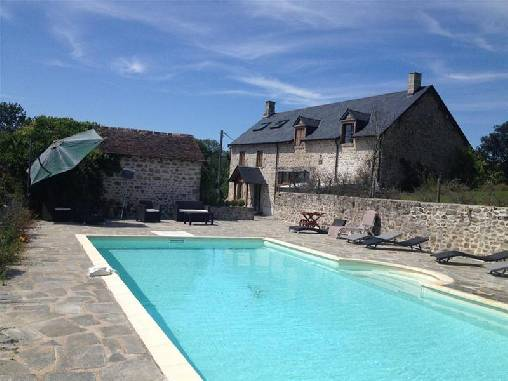 Bed & breakfasts Creuse, from 80 €/Nuit. House of character, Jouillat (23220 Creuse), Charm, Guest Table, Swimming Pool, Sauna, Jacuzzi, Garden, WiFi, T.V., Baby Kits, 2 Double Bedroom(s), 2 Suite(s), 14 Maximum People, ...