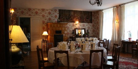 Château d'Alteville La salle-à-manger