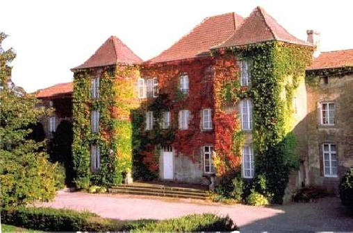 bed & breakfast Moselle - Front view