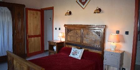 Moulin du Treuil La chambre rose de La Meule