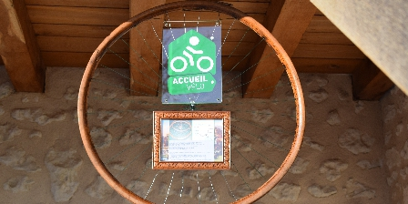 Moulin du Treuil Label Accueil Vélo