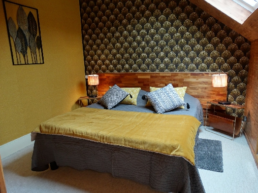 bed & breakfast Yonne - Montagne room
