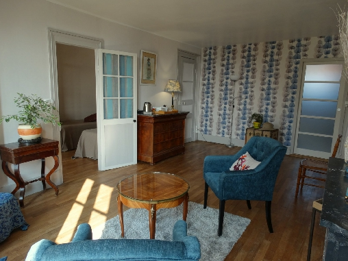 bed & breakfast Yonne - Campagne room
