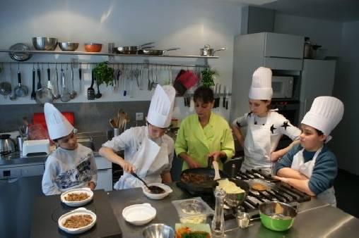 Chambre d'hote Essonne - Cours de cuisine